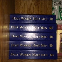 2016 holy women holy men book