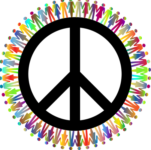 peace and justice logo
