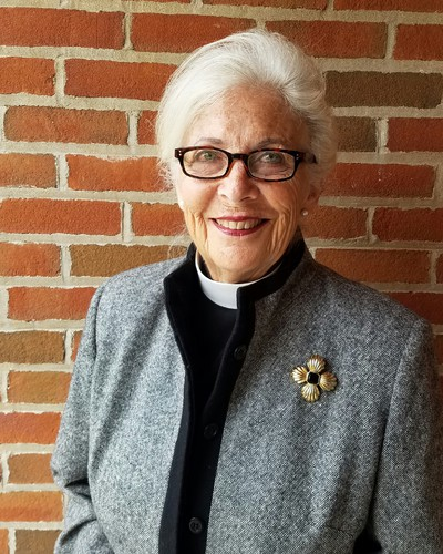 The Reverend Betsy Ward